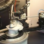 Diffractometre Bruker Apex II Duo-interieur