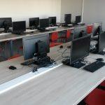 Design et réalisation salle informatique